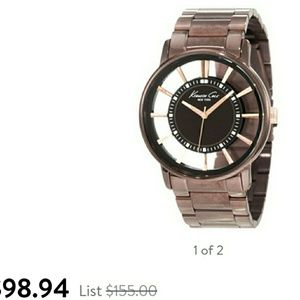 Kenneth Cole - Transparency Collection - Brown!